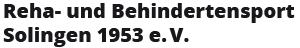 Reha- und Behindertensport Solingen e.V.
