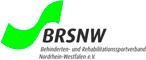 Logo: BRSNW Behinderten--und-Rehabilitationsverband NRW e.V.