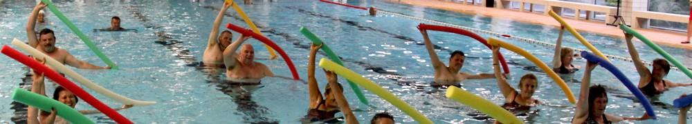Symbolfoto: Wassergymnastik